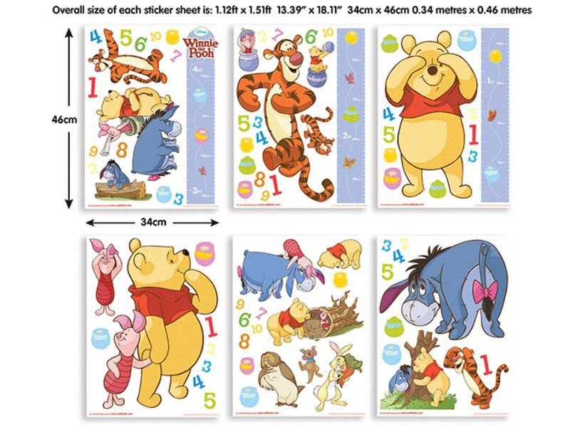 Sticker Winnie – 41486