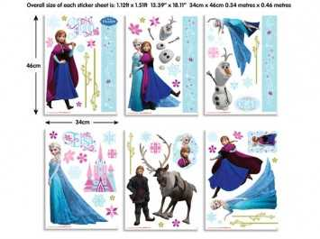 Sticker Frozen - 42988