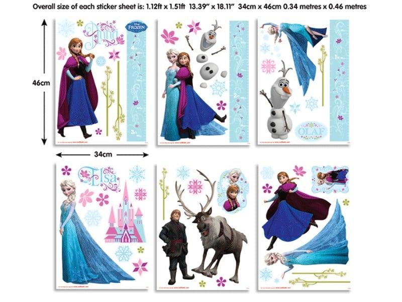 Sticker Frozen – 42988 – Sticker Frozen – 42988
