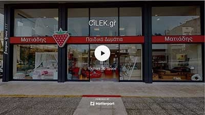 VIRTUAL TOUR SHOP 3D